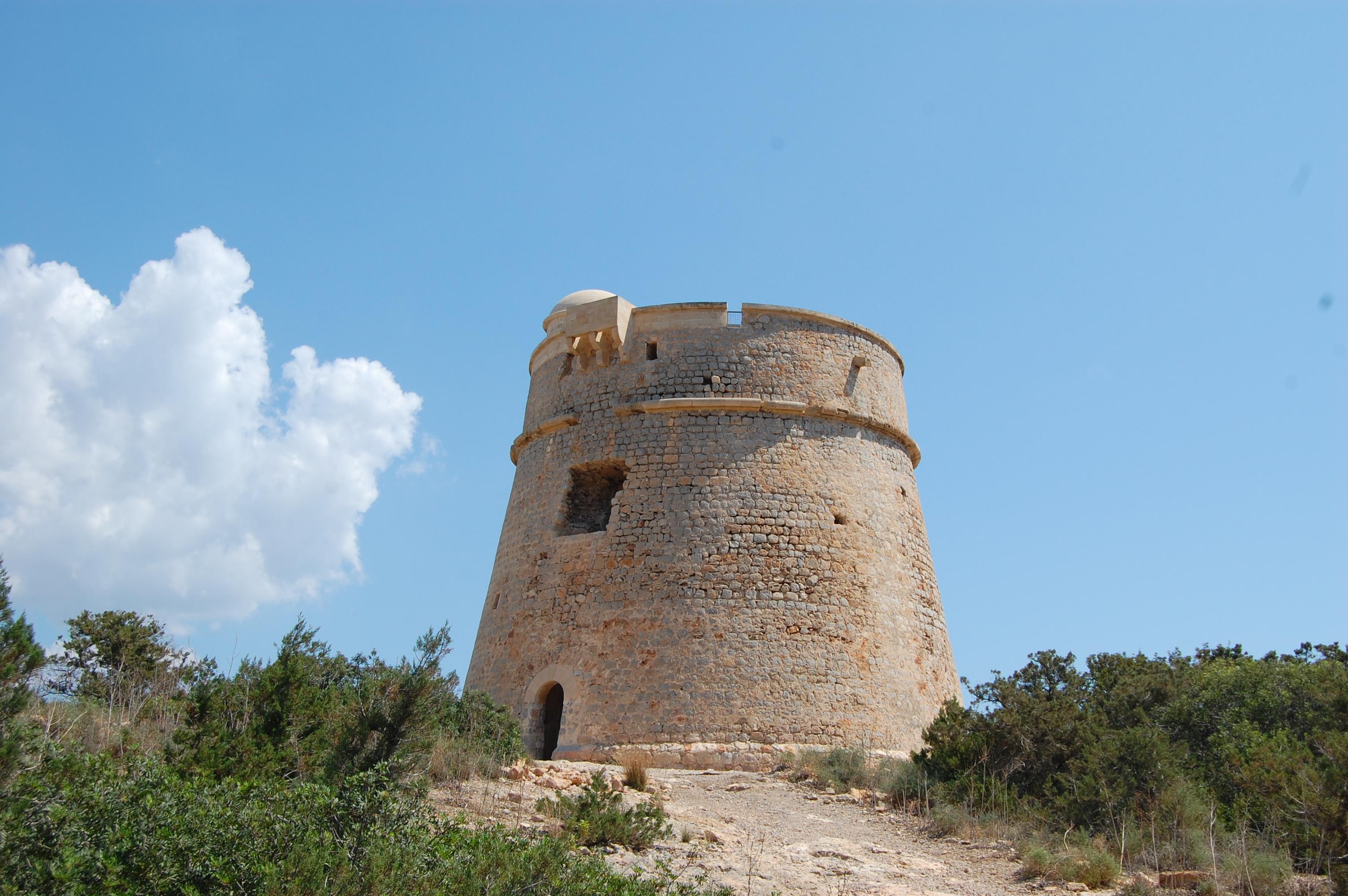 Torre del Carregador de sa Sal Rossa