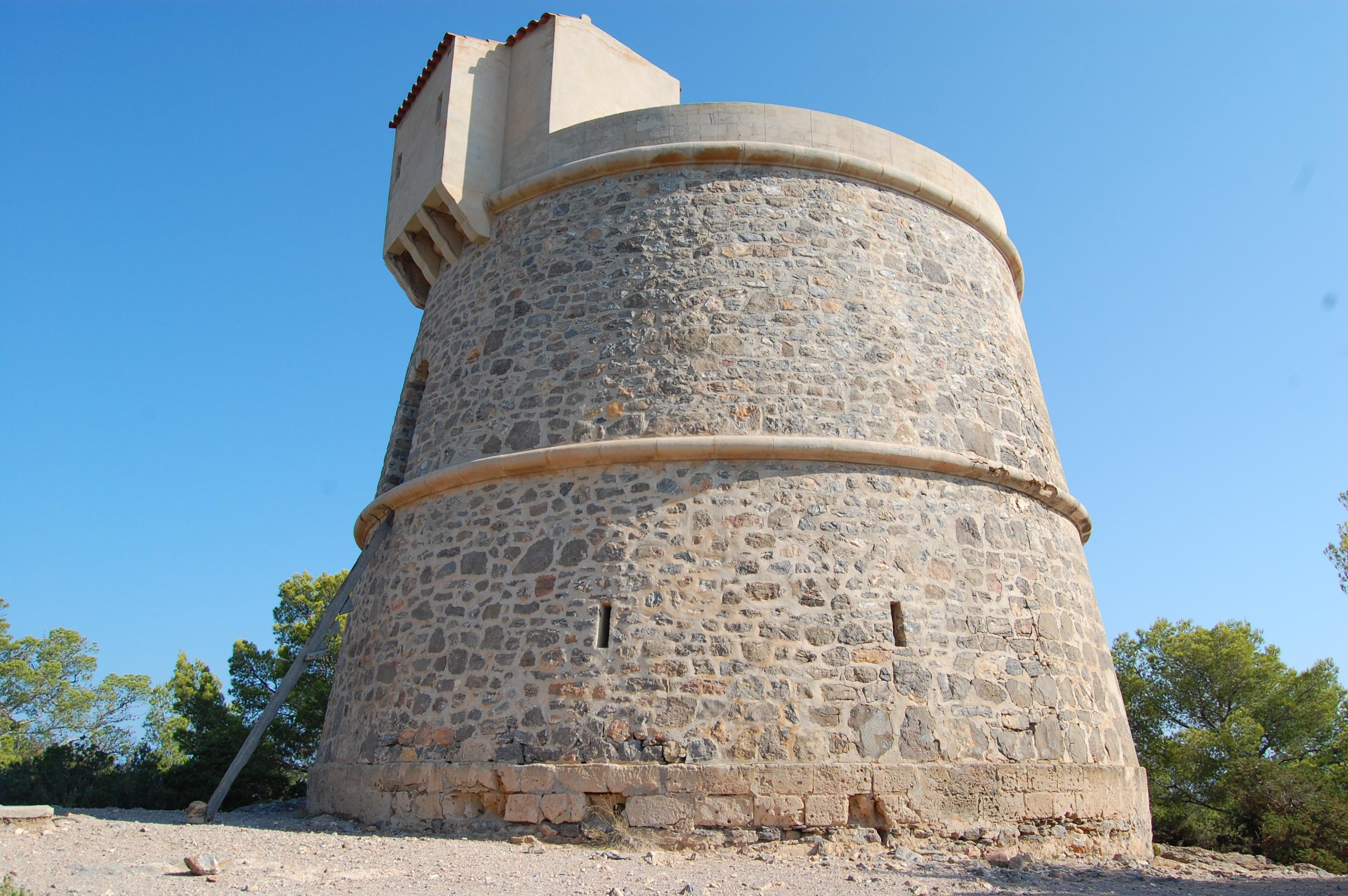 Torre del Cap de Campanitx