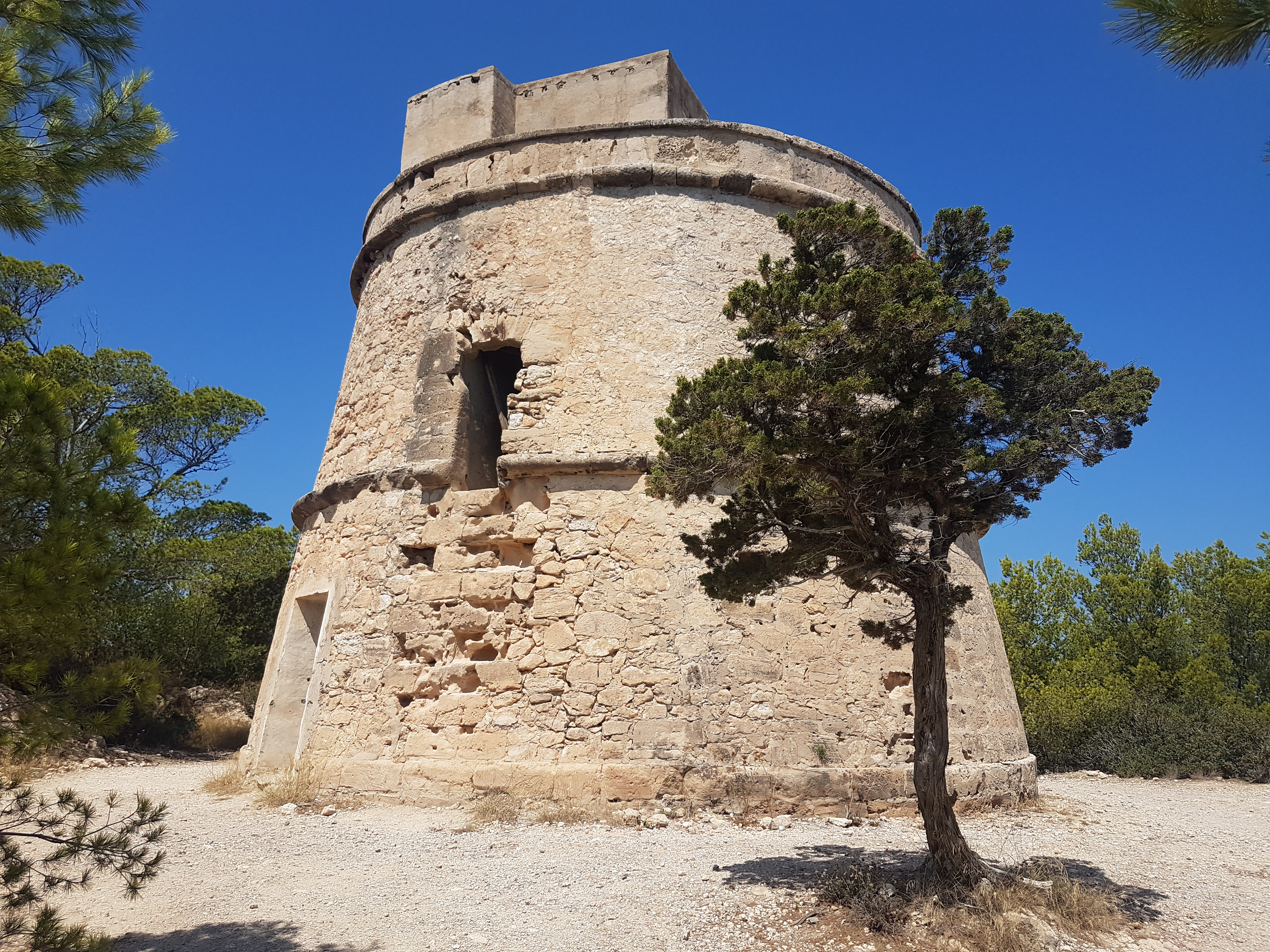 Torre del Port de Portinatx
